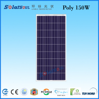 4*9 150w sunpower solar panel solar power product