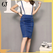 J9390 2017 Fashion Designer Lady Mature Women Wrap Skirt Pattern girls sexy tight jeans dress stocks