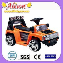 Real Life Looking 6v12w Motor 8.8kg Gross Weight License 6v Kids Electric Ride On Car