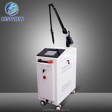 2017 Hot selling multifunction portable nd yag laser with CE natural cure