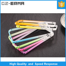 Gradually Changing Colorful Fashion Aluminum Bumper Case for iphone 6 color changing case