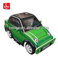 Make your own toy car DIY 3D Puzzle Cars