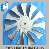 Yuyao Factory Plastic/Metal Parts CNC Making/3D Printing