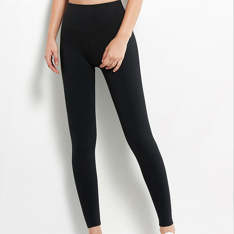 2019 Black Sports Leggings Sexy Ladies Yoga Pants