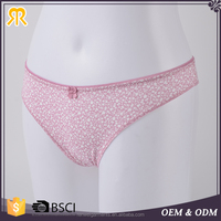2016 Latest sexy design healthy care panties new model lady underwear sublimation lace panties