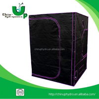 2016 high quality folding affordable greenhouse grow tent/600D Nylon Plastic corner waterproof grow tent