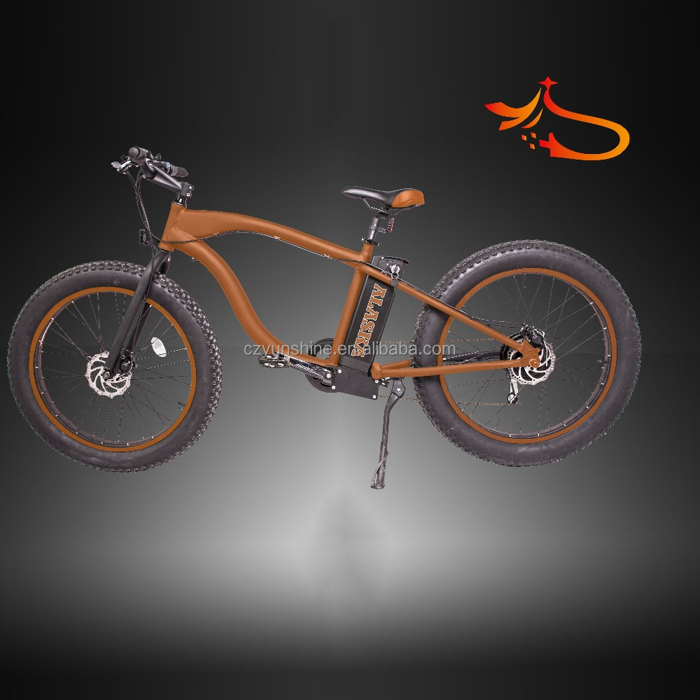 Yunshine 48v500w fat bike , Scooter bike fastest electric bike kit 250w