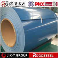 china steel products porcelain coated steel of 0.4mm color coated ppgi ral 9012