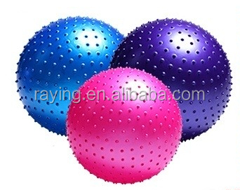 non-toxic exercise ball fitness yoga ball,massage ball