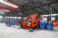high speed electrical cable manufacturing laying up machine