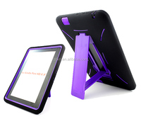 Popular stand defender silicone armor cover for Amazon Kindle Fire HD 8.9 inch