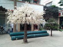 Artificial Big Snow White Cherry Blossom Tree without leaves