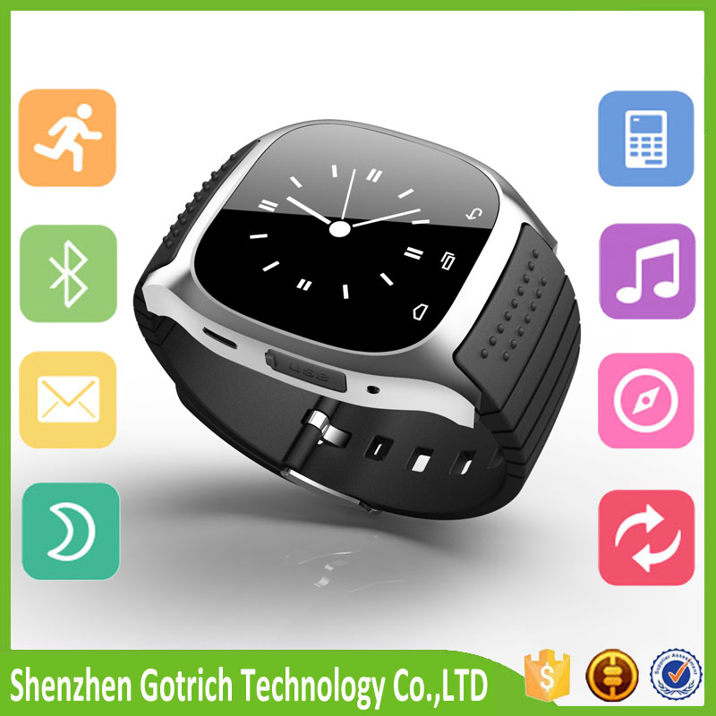 Brand new bluetooth dial watch bluetooth watch phone