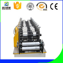 rungu valuable steel truss profiles light keel roll forming machine/Automatic construction metal T grid ceiling