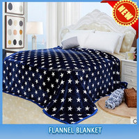 2014 high quality Cheap plain color polyester flannel bedspread heated throws