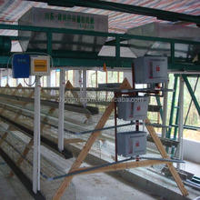 poultry breeding layer duck rearing equipment A type cage feeding equipment