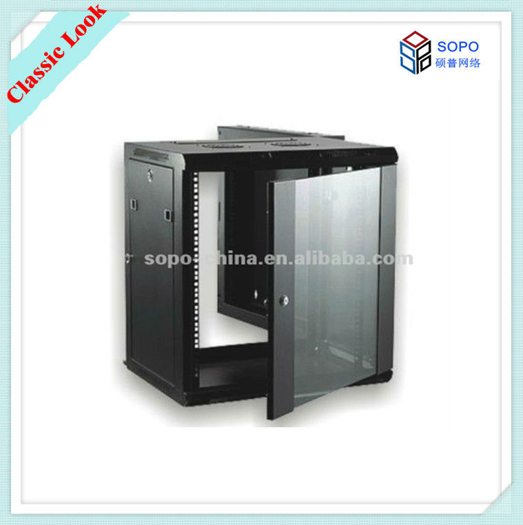 19'' 600*550/600 2 section Wall-mounted glass Cabinet