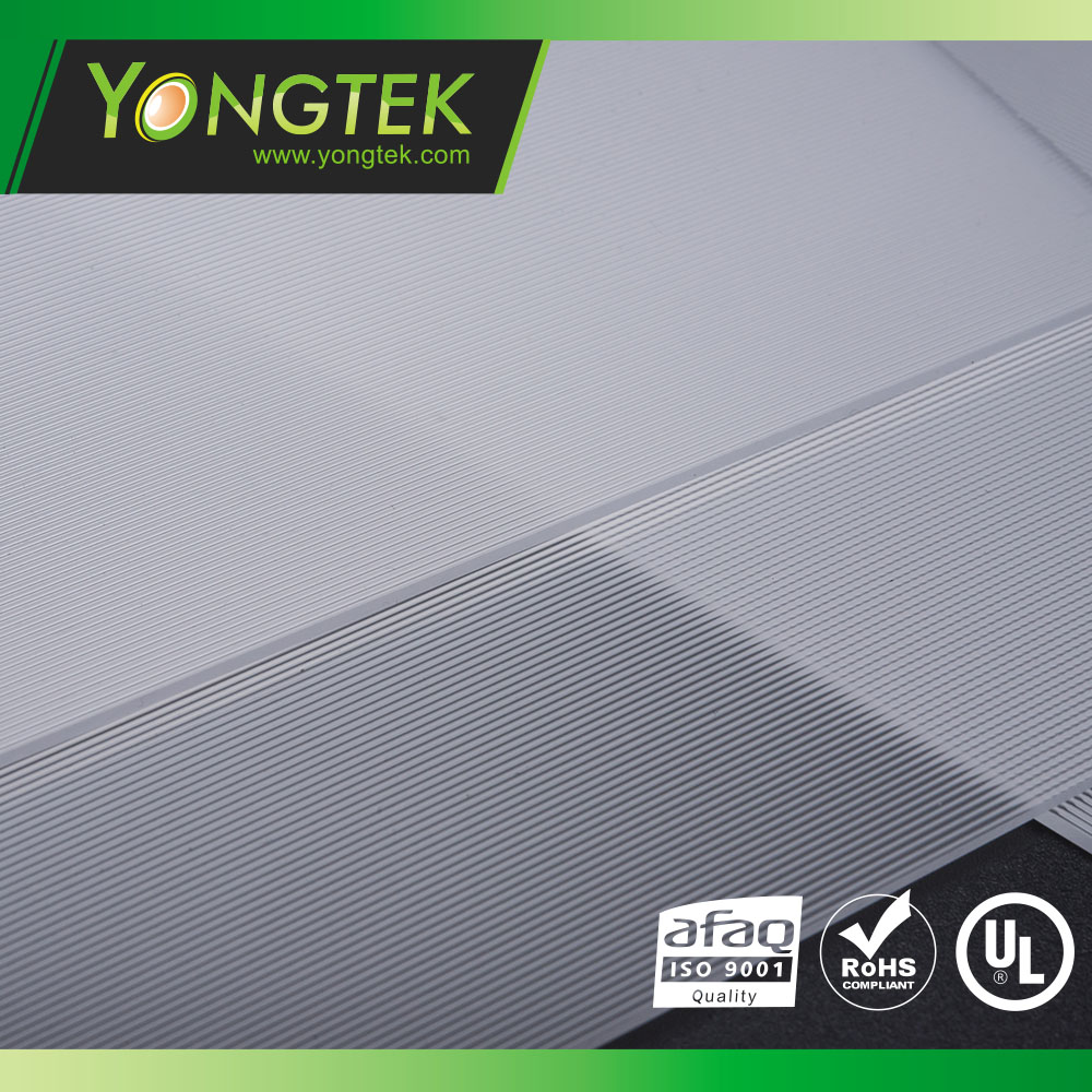 Made for Led indoor UGR solution polystyrene material diffuser sheet