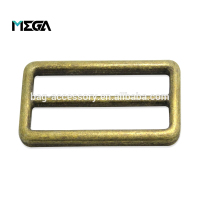 No.5484 Brass adjustable buckle for webbing in china