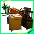 Full automatic section bar forming machine for solar water heater frame