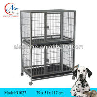 High quality metal folding dog cage and kennels