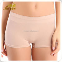 Hipster panty comfortable women push up underpants