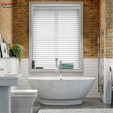 YL High quality manual PVC fauxwood <strong>venetian</strong> <strong>blinds</strong>