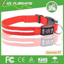 Pet Supply Accessory Wholesale Flashing Dog Collars Made In China