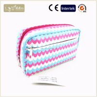 Ladies fashionable portable cosmetic bags cosmetic case washing bags
