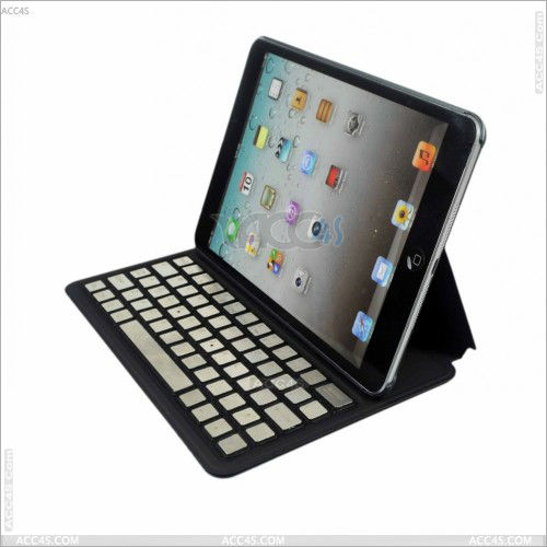 Slim Ultra-thin bluetooth keyboard for ipad mini P-iPDMINICASE107