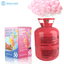 13.4L/30LB Popular Steel Balloons helium gas cylinder with ballon helium
