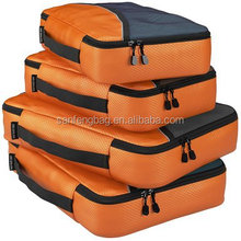2016 Hot selling packing cubes , packing cubes for travel , 4pc set packing cubes