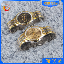 Gift japen movement quartz watch alloy couple lover wrist watches