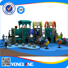 2015 hot sale yonglang brand outdoor playground roundabout outside, kids playground roundabout