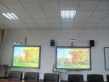 dual touch interactive whiteboard two users interactive whiteboard