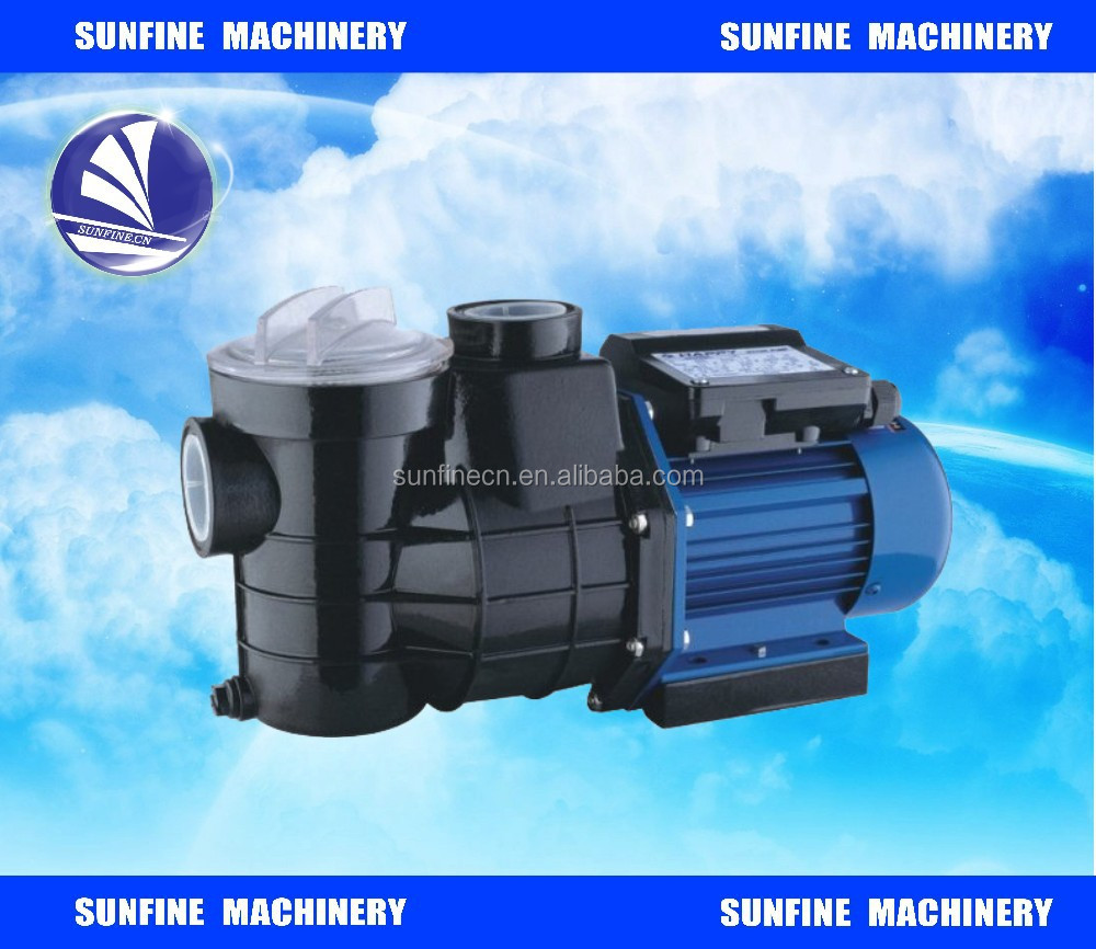 High Volume 1200w Swimming Pool Spa Electric Water