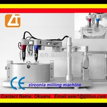 MILLING MACHINES FOR DENTAL USE ZIRCONIO
