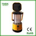 rechargeable led solar camping lantern