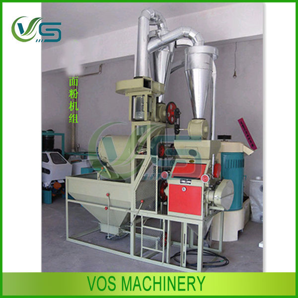 high quality and best price maize processing plant/maize flour machine/corn flour mill in hot sell