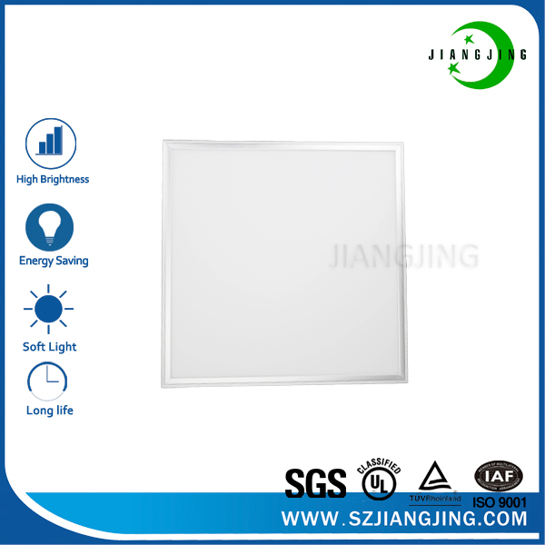 "Dimmable 0-10v 24 x 24"" UL 5years warranty 2x2 LED Flat Panel Light For Drop Grid Ceiling"