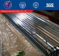 black corrugated metal roofing sheet, galvanized steel corrugated roofing