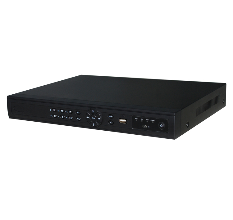 Full HD 1080P CCTV NVR 16CH NVR wih 8ch POE For IP Camera ONVIF H.264 HDMI Network Video Recorder <strong>16</strong> <strong>Channel</strong> NVR with 8CH POE