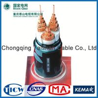 Good Quality PVC/XLPE Insulation Power Cable, types of underground cables