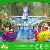 Best Kiddie Rides Whirligig Rides Games For Child Ocean Walk Mermaid Equipment For Sale