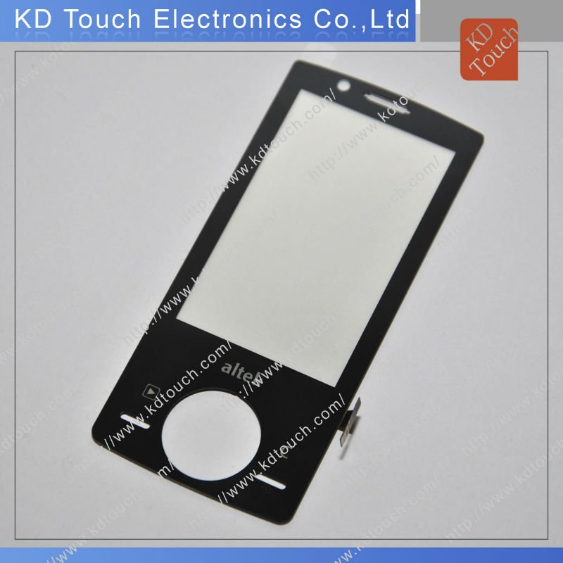 "Small size 3"" 4-wire touchscreen switch touch panel for industrial control"