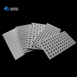 Acoustic Decorative Perforated Gypsum sheets