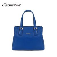 Fashion 100% Genuine Leather Tote Bag Crossbody Shoulder Bag Authentic Designer Handbag Guangzhou Wholesale Women Handbags