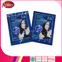 IVS Fast Magic A Wash Black Shampoo Specially prepared For White Hair Natural Professional Hair Color