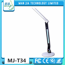 2017 New style folding led reading lamp,touch table lamp for office&home