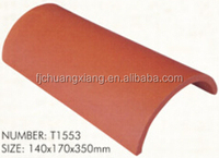Chinese semicircle-shaped italian roof tiles manufacturers